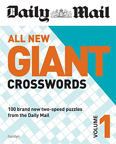 Daily Mail All New Giant Crosswords 1 by Daily Mail