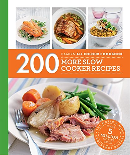 Hamlyn All Colour Cookery: 200 More Slow Cooker Recipes By Sara Lewis