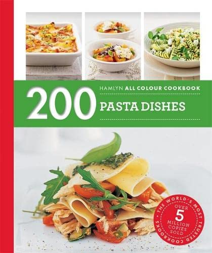 Hamlyn All Colour Cookery: 200 Pasta Dishes By Marina Filippelli