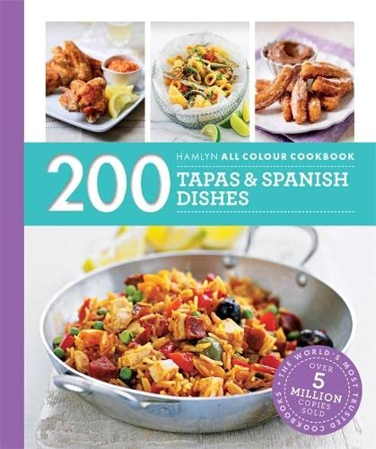 Hamlyn All Colour Cookery: 200 Tapas & Spanish Dishes By Emma Lewis