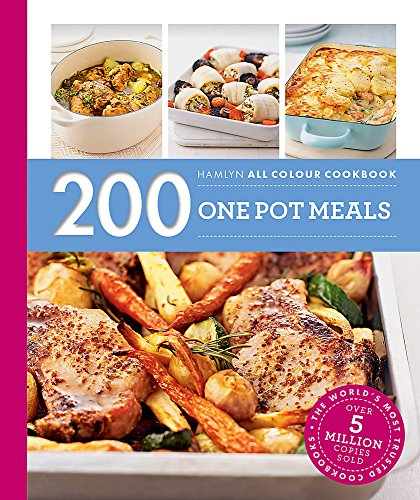 Hamlyn All Colour Cookery: 200 One Pot Meals: Hamlyn All Colour Cookbook By Joanna Farrow (Author)