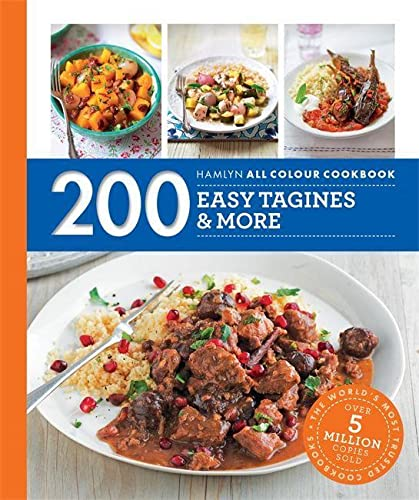 Hamlyn All Colour Cookery: 200 Easy Tagines and More By By (author)