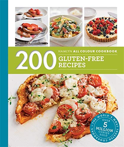 Hamlyn All Colour Cookery: 200 Gluten-Free Recipes: Hamlyn All Colour Cookbook By Louise Blair