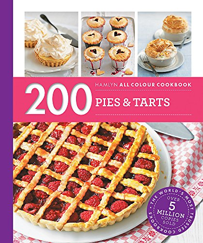 Hamlyn All Colour Cookery: 200 Pies & Tarts By Sara Lewis