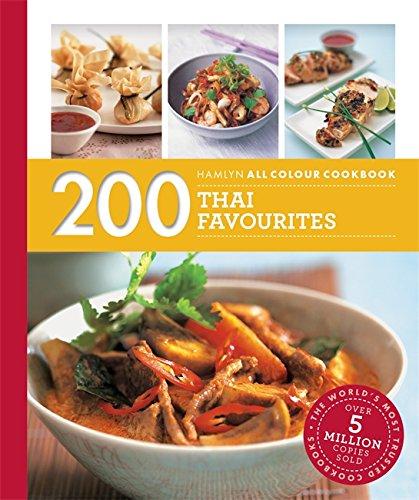 Hamlyn All Colour Cookery: 200 Thai Favourites By Oi Cheepchaiissara