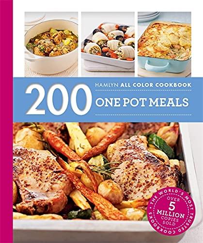 Hamlyn All Colour Cookery: 200 One Pot Meals By Joanna Farrow (Author)