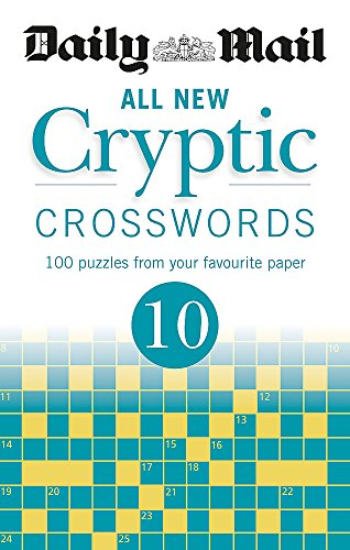 Daily Mail All New Cryptic Crosswords 10 by Daily Mail