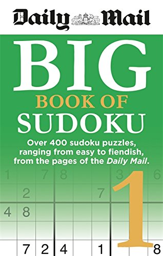 Daily Mail Big Book of Sudoku 1 By Daily Mail