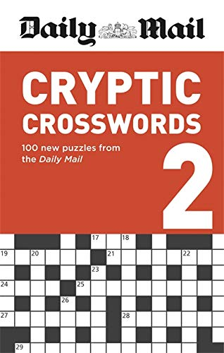 Daily Mail Cryptic Crosswords Volume 2 By Daily Mail