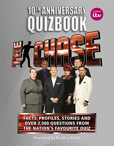 The Chase 10th Anniversary Quizbook By ITV Ventures Limited