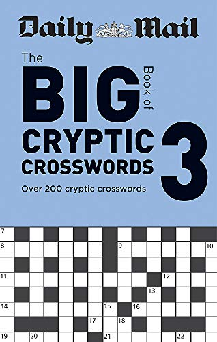 Daily Mail Big Book of Cryptic Crosswords Volume 3 By Daily Mail