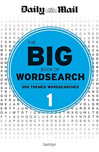 Daily Mail Big Book of Wordsearch 1 By Daily Mail