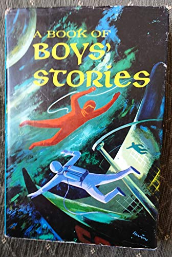 Book of Boys' Stories, A By Nicholas Marrat