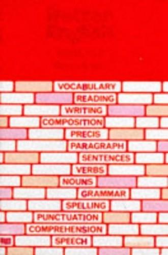 Better English By Ronald Ridout