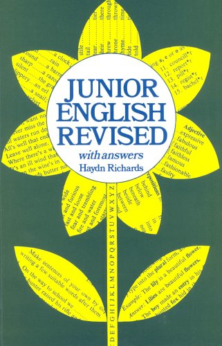 Junior English Revised With Answers By W.Haydn Richards