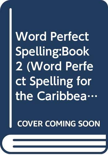 Word Perfect Spelling:Book2 By Ronald Ridout