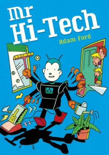 Pocket Tales Year 6 Fiction: Mr Hi-Tech