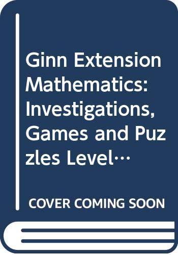 Ginn Extension Mathematics By Roy Derrick Hollands