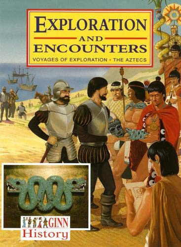 Ginn History:Key Stage 2 Exploration And Encounters Pupil`S Book By Robin Place