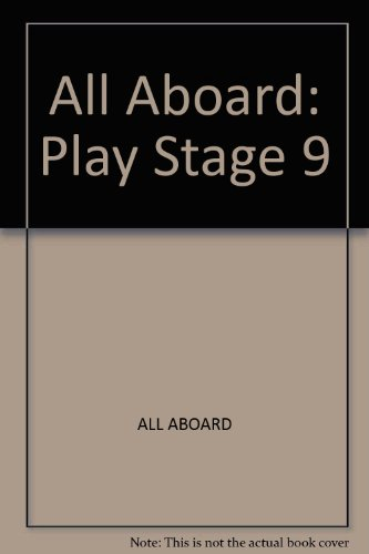 All Aboard:Key Stage 2 Stage 9 Play:Names And Games By ALL ABOARD