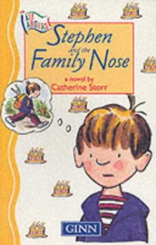 All Aboard:Key Stage 2 Stage 9 Novel:Stephen And The Family Nose By Catherine Storr