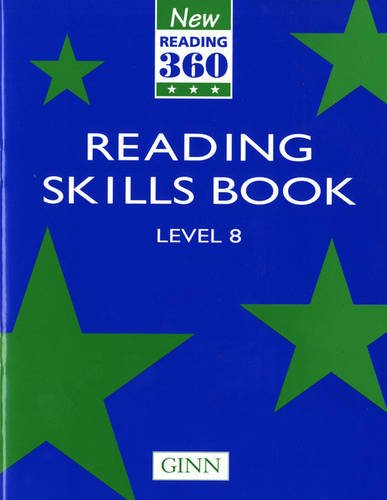 New Reading 360:Level8 Reading Skills Book (1 Pack Of 6)