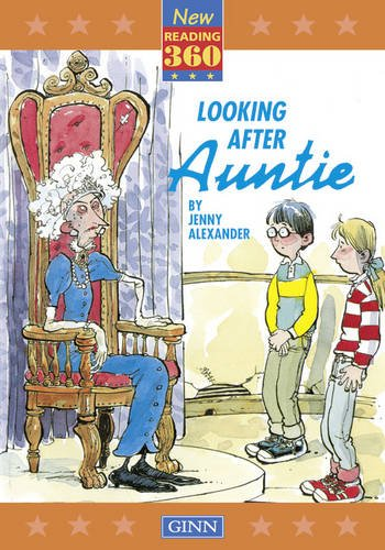 New Reading 360 Level 11: Book 4- Looking After Auntie By R360 NEw