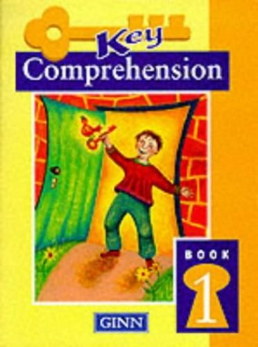 Key Comprehension:Pupils` Book 1( Key Stage 1)