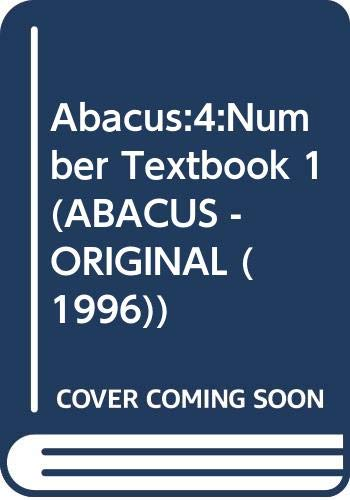 Abacus:4:Number Textbook 1 By David Kirkby