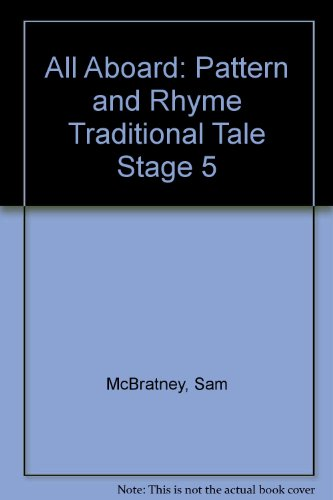 All Aboard : Stage 5 Pattern And Rhyme Set B:Caribbean Tale :The Flying Turtle By Sam McBratney