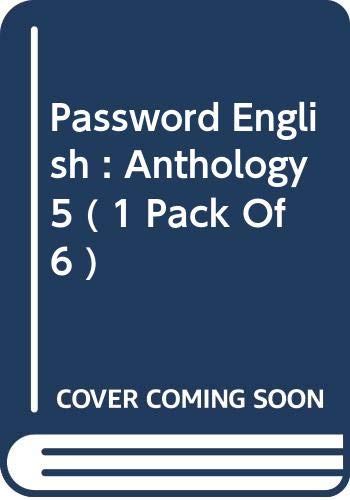 Password English : Differentiated Practice Photocopy Masters 5