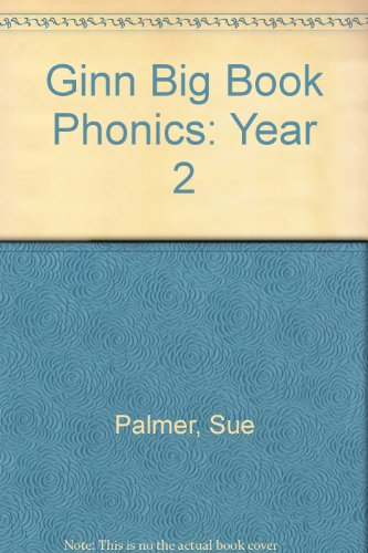 Ginn Big Book Phonics : Teacher Resource Book To Support Sounds And Words 2 By Sue Palmer