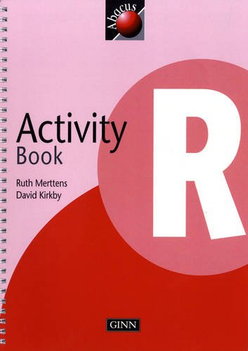 1999 Abacus Reception / P1: Activity Book By Ruth Merttens, BA, MED