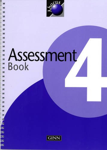 1999 Abacus Year 4 / P5: Assessment Book By David Kirkby
