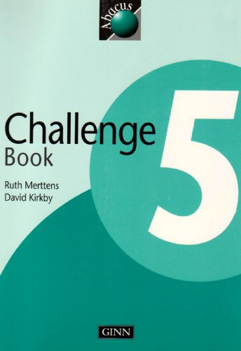 1999 Abacus Year 6 / P7: Challenge Book By David Kirkby