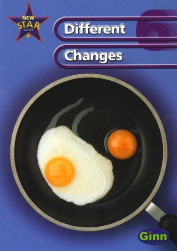 New Star Science Yr6/P7: Different Changes Pupil's Book By John Stringer