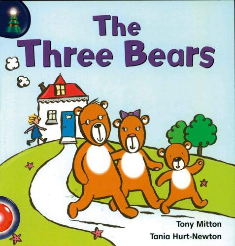 Lighthouse Reception Red: The Three Bears By Tony Mitton