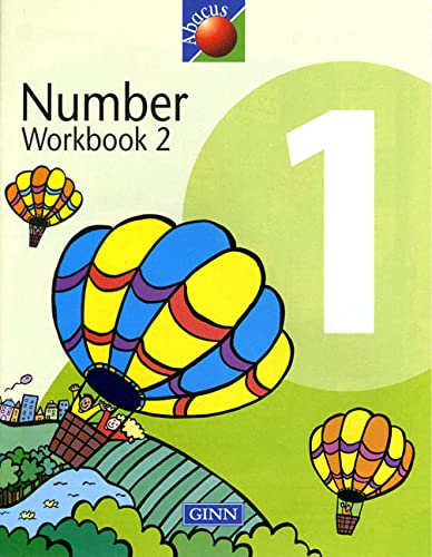1999 Abacus Year 1 / P2: Workbook Number 2 By David Kirkby