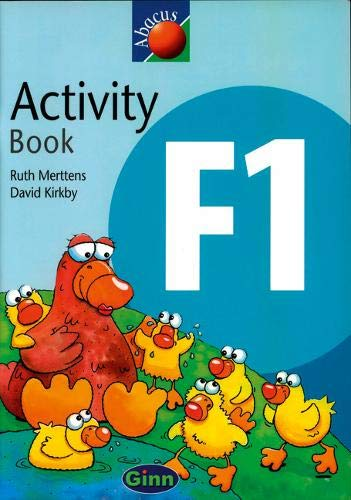 1999 Abacus Foundation 1 / P1: Activity Book By Ruth Merttens, BA, MED