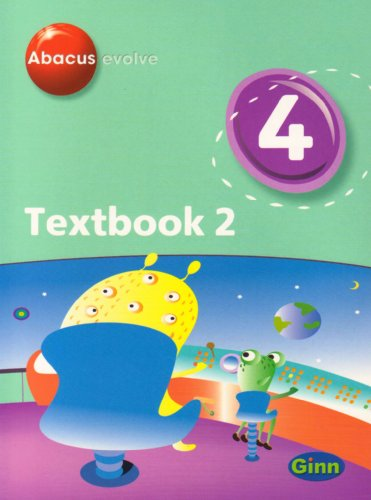 Abacus Evolve Yr4/P5: Textbook 2 By D. Kirkby