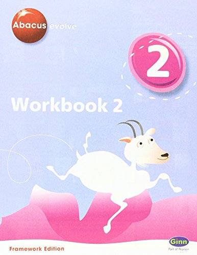 Abacus Evolve Year 2 Workbook 2 Framework Edition By Ruth Merttens, BA, MED