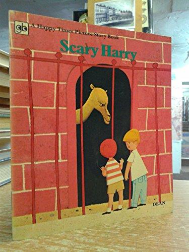 Scary Harry By Mary Jo Kurten