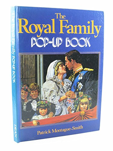 Royal Family Pop-up Book By Patrick Montague-Smith