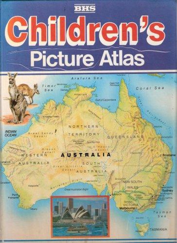 BHS Children' Picture Atlas By Philip Steele