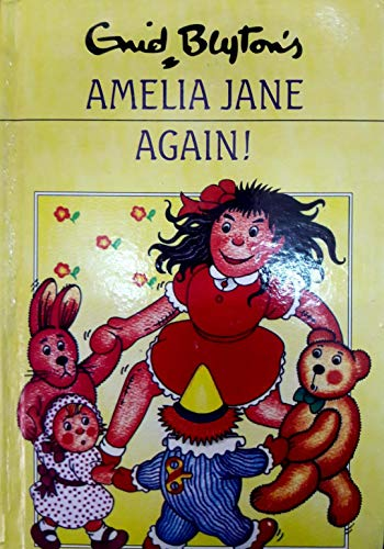 Amelia Jane Again By Enid Blyton