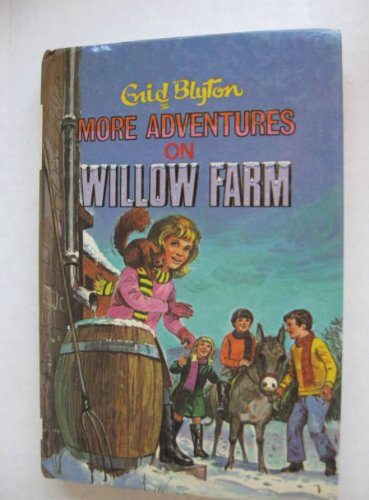 More Adventures on Willow Farm (Rewards) By Enid Blyton