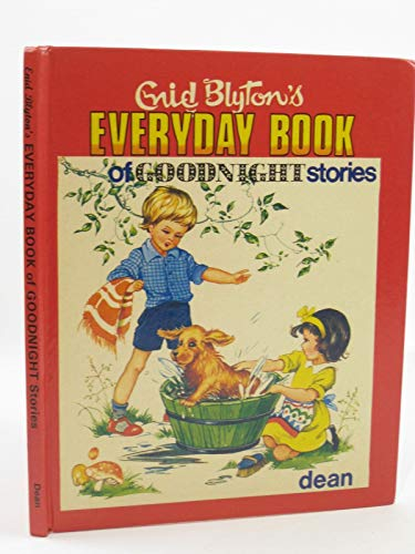 Everyday Book of Goodnight Stories By Enid Blyton
