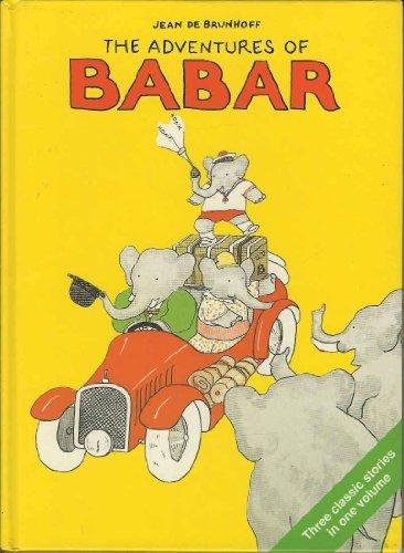 The Adventures of Babar By Jean de Brunhoff