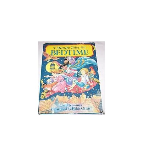 5-Minute Tales for Bedtime By Linda Jennings