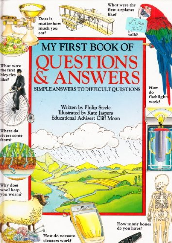My First Book of Questions and Answers By Philip Steele